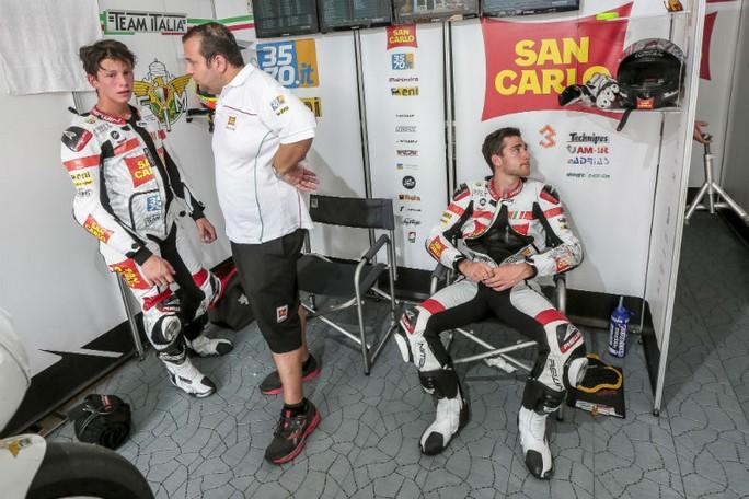 Moto3: Il San Carlo Team Italia a Valencia per chiudere al meglio la stagione 2014