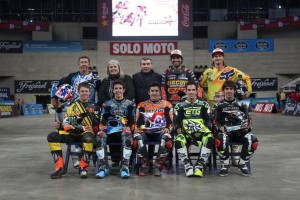 "Superprestigio Dirt Track: Marc Marquez guida la pattuglia ""stradale"", in pista anche Troy Bayliss e Guy Martin"