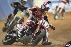Marc Marquez vince il Superprestigio Dirt Track 2014