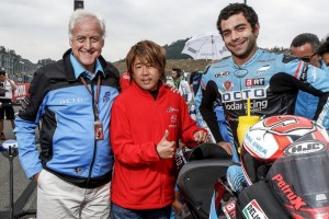 Moto3 Giappone: Youichi Ui porta alla vittoria la Ioda TR004