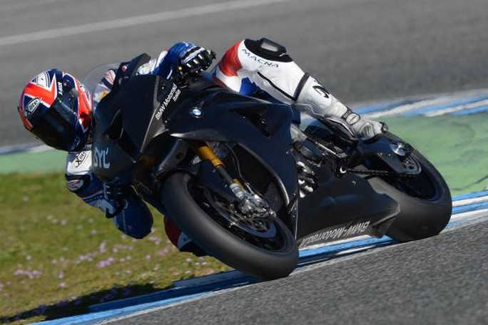 Superbike: Buone sensazioni per la BMW a Jerez de la Frontera