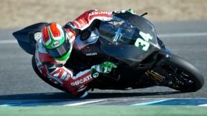 Superbike: Ufficializzato l'accordo tra Ducati e Aruba