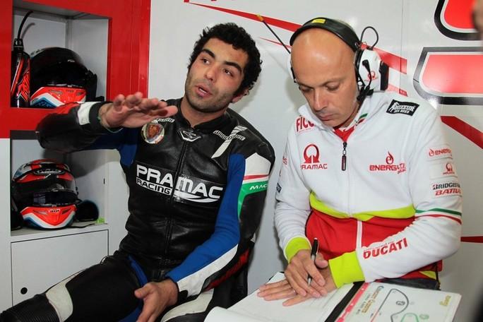 """MotoGP: Daniele Romagnoli, """"C'è stato subito feeling tra Petrucci e la Ducati"""""""