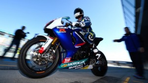 Superbike: Crescent Suzuki soddisfatta dell'ultimo test europeo