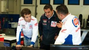 Superbike: Pata Honda inizia ufficialmente la stagione