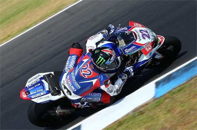 Superbike: Ancora Lowes davanti a tutti nel test day 2
