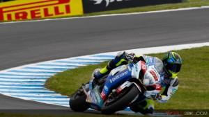 Superbike: Lowes si conferma il più veloce alla fine delle due sessioni di libere