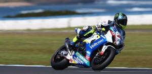 Superbike: Seconda fila per Alex Lowes a Phillip Island