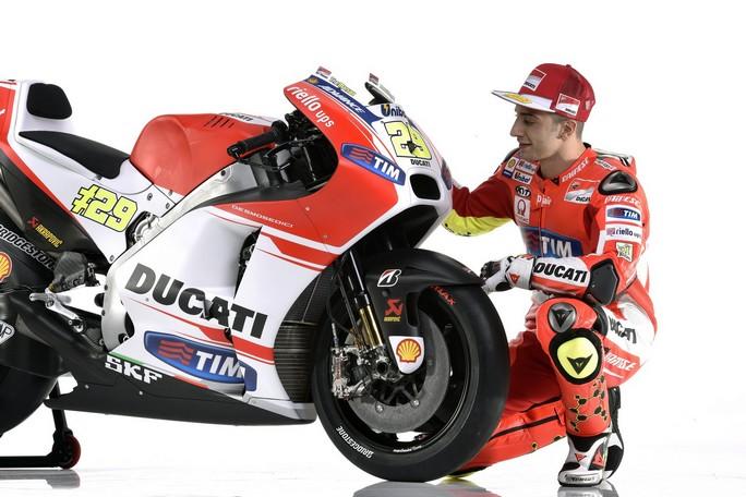 """MotoGP: Andrea Iannone, """"Siamo qui per vincere, speriamo di riuscirci"""""""