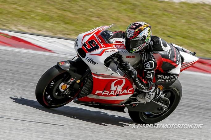"""MotoGP: Test Sepang Day 3, Danilo Petrucci """"Torno in Italia molto soddisfatto"""""""