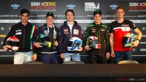 Superbike: Entusiasmo per il ritorno in pista di Troy Bayliss