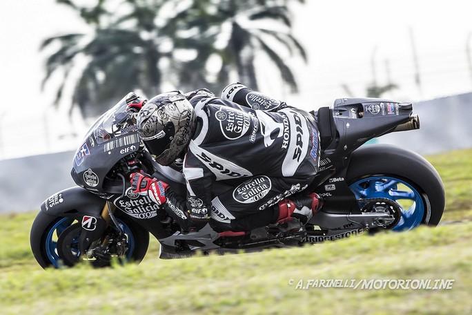 "MotoGP: Scott Redding ""A Sepang ho girato con poca elettronica senza guardare i tempi"""