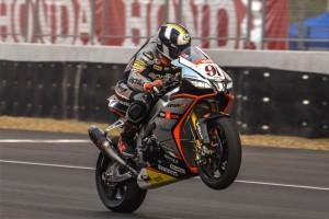 Superbike: Sorride l'Aprilia dopo le due gare thailandesi