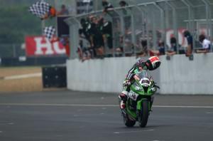 Superbike: Jonathan Rea si prende anche Gara 2