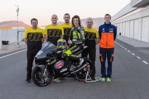 Moto3: Nasce lo Junior Team VR46 Riders Academy, rider Nicolò Bulega