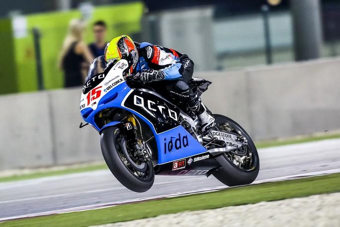 MotoGP Qatar: Qualifiche difficili per Alex de Angelis