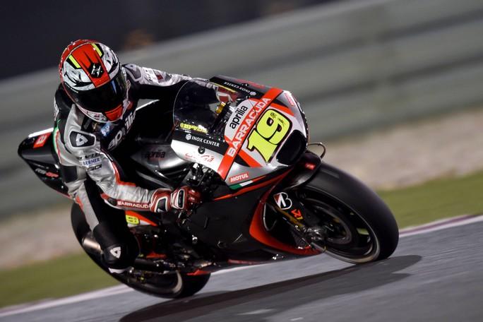 "MotoGP Qatar Day 1: Alvaro Bautista, ""La gara sarà un long-run"""