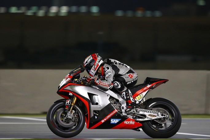 """MotoGP Qatar Day 2: Alvaro Bautista, """"Siamo consapevoli delle nostre difficoltà"""""""