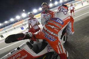 """MotoGP: Test Qatar Day 1, Andrea Dovizioso """"Sono molto soddisfatto"""""""