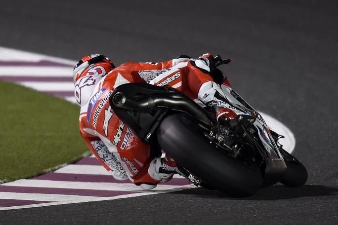 """MotoGP Qatar Day 1: Andrea Dovizioso, """"Non avevo lo stesso feeling dei test"""""""