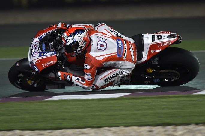 """MotoGP Qatar Day 2: Andrea Dovizioso, """"Abbiamo un ottimo passo"""""""