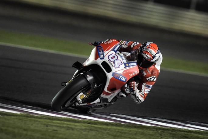 """MotoGP Qatar: Andrea Dovizioso, """"Sono molto ottimista per l'inizio della stagione"""""""