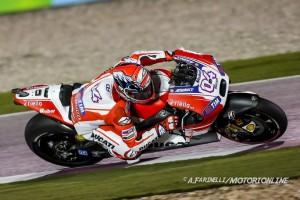 MotoGP Qatar: Strepitosa pole per Dovizioso e la Ducati, Honda e Yamaha inseguono