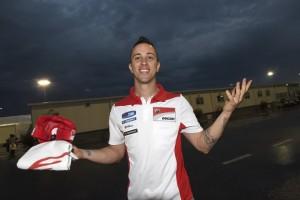 """MotoGP: Test Qatar Day 3, Andrea Dovizioso """"Peccato non aver potuto girare ma siamo molto soddisfatti"""""""