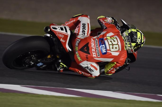 """MotoGP Qatar Day 1: Andrea Iannone, """"Nonostante qualche difficoltà sono abbastanza soddisfatto"""""""