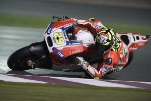 """MotoGP Qatar Day 2: Andrea Iannone, """"Sono soddisfatto, ho ritrovato il feeling dei test"""""""