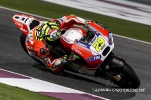 """MotoGP Qatar: Andrea Iannone, """"Sono soddisfatto e faccio i miei complimenti a Dovizioso"""""""