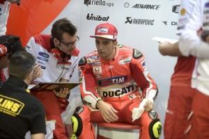 """MotoGP: Test Qatar Day 3, Andrea Iannone """"Sono fiducioso per il weekend di gara"""""""