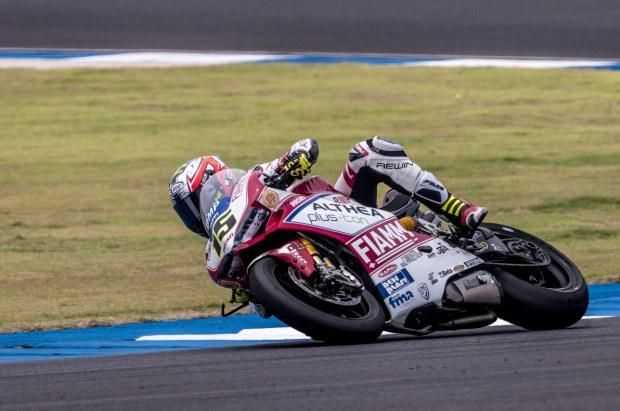 Superbike: Ottima prova per Matteo Baiocco in Thailandia
