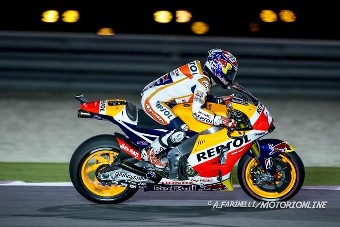 """MotoGP Qatar: Dani Pedrosa, """"Una prima fila molto importante"""""""