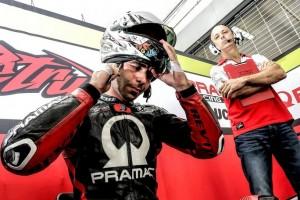 """MotoGP: Danilo Petrucci, """"Finalmente si torna in pista, sarà importante divertirsi"""""""