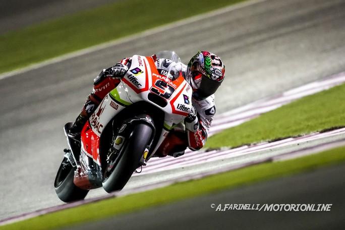 """MotoGP Qatar: Danilo Petrucci, """"Sapevo di poter essere competitivo e volevo esserlo"""""""