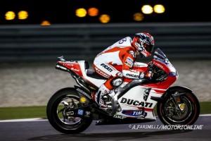 """MotoGP Qatar: Andrea Dovizioso, """"Un pole position meritata"""""""