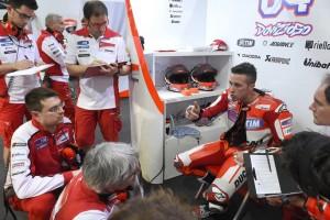 """MotoGP: Ducati, Luigi dall'Igna """"Le prestazioni della GP15 ci rendono ottimisti per il futuro"""""""