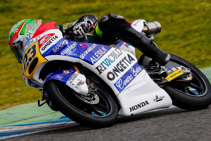"""Moto3: Niccolò Antonelli """"Soddisfatto dei test pre-season, avere Rossi accanto è una cosa grandiosa"""""""