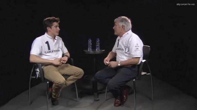 MotoGP: Giacomo Agostini intervista Marc Marquez