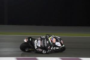 Moto2 Qatar, Warm Up: Acuto di Zarco, che precede Lowes, Morbidelli è sesto