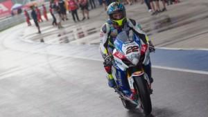 Superbike: La pioggia sorprende tutti nel terzo turno di libere