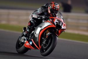 """MotoGP Qatar Day 1: Marco Melandri, """"Siamo lontani, ma per noi ogni sessione è un nuovo test"""""""
