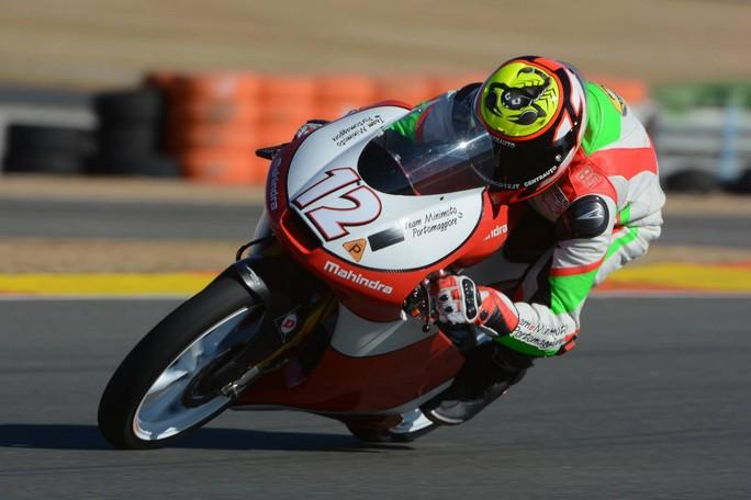 Moto3: A Losail Marco Bezzecchi sostituirà Stefano Manzi