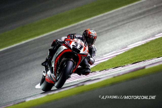 """MotoGP Qatar: Marco Melandri """"Non sto certo girando al massimo del mio potenziale"""""""