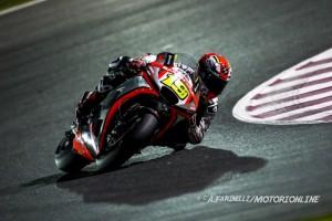 """MotoGP Qatar: Alvaro Bautista """"Marquez è troppo aggressivo, così possiamo farci male"""""""