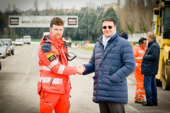 MotoGP: Nuovo asfalto per il Misano World Circuit Marco Simoncelli
