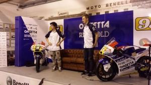 Moto3: Presentato il Team Ongetta Rivacold