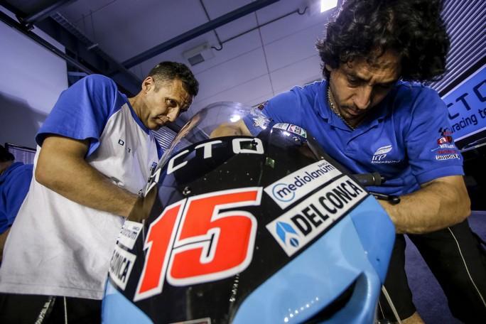 MotoGP: Test Qatar, Iodaracing Video Report