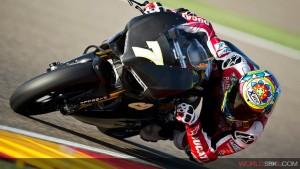 Superbike: Chaz Davies segna il miglior tempo nelle prime libere